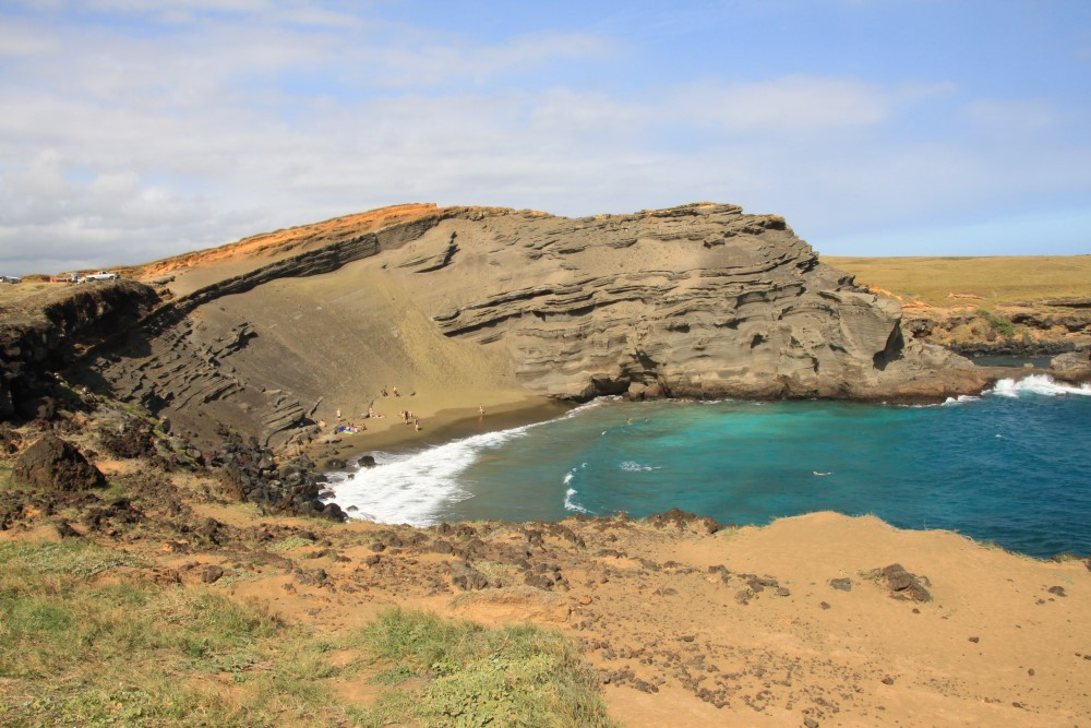 Photo of Green Sand Beach