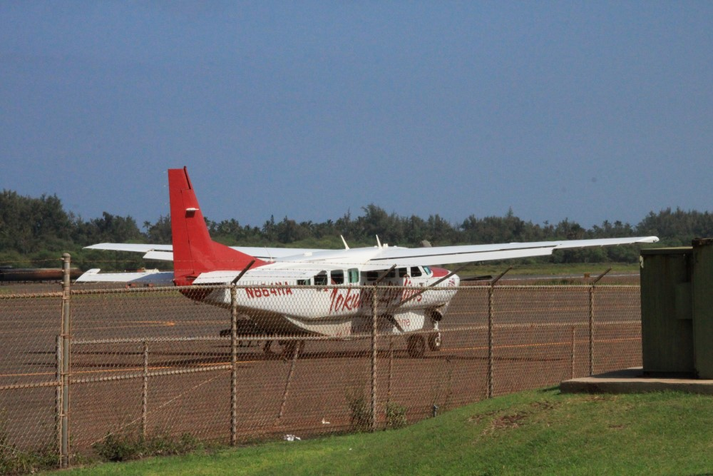 Photo of Mit der Cessna von Maui nach Big Island