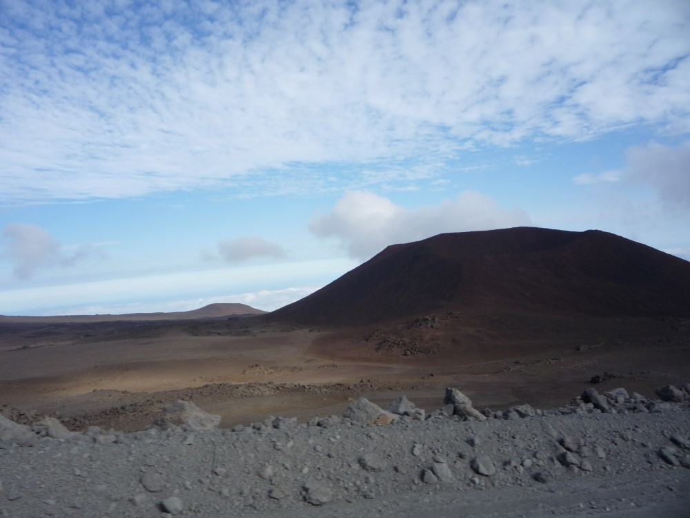 Photo of Die Saddle Road zum Mauna Kea