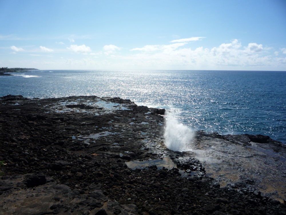 "Photo of Spouting Horn und ""Red Dirt"""